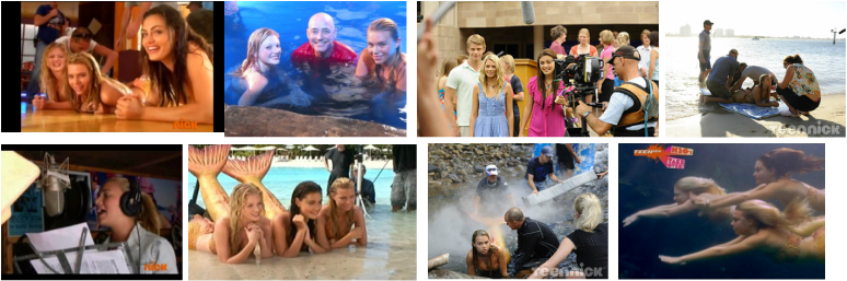 Behind the scenes h2o just add water bella hartley for Just add water cast